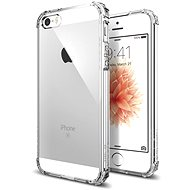 SPIGEN Crystall Shell Clear Crystal iPhone SE/5s/5 - Ochranný kryt