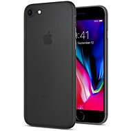 Spigen Air Skin Black iPhone 8 - Ochranný kryt
