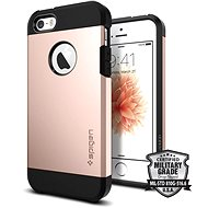 SPIGEN Tough Armor Rose Gold iPhone SE/5s/5 - Ochranný kryt