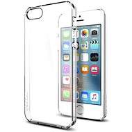 SPIGEN Thin Fit Crystal Clear iPhone SE/5s/5 - Kryt na mobil