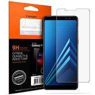Spigen Glas.tR SLIM HD Samsung Galaxy A8 (2018) - Ochranné sklo