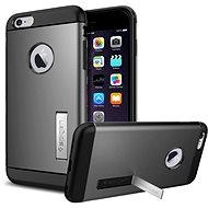 SPIGEN Slim Armor Gunmetal iPhone 6 Plus - Ochranný kryt