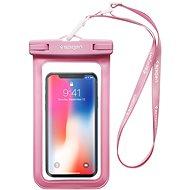 "Spigen Velo A600 8"" Waterproof Phone Case, Pink - Puzdro na mobil"