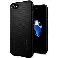 Spigen Liquid Black iPhone 7/8/SE 2020 - Kryt na mobil