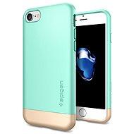 Spigen Style Armor Mint iPhone 7 - Ochranný kryt