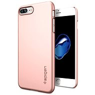 Spigen Thin Fit Rose Gold iPhone 7 Plus /8 Plus - Ochranný kryt