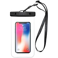 Spigen Velo A600 Waterproof Phone Case Clear - Puzdro na mobil