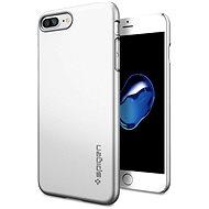 Spigen Thin Fit Satin Silver iPhone 7 Plus /8 Plus - Ochranný kryt