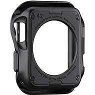 Spigen Slim Armor Gray Apple Watch 3/2/1 42 mm - Ochranný kryt