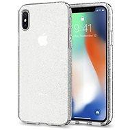 Spigen Liquid Crystal Glitter Crystal iPhone X - Kryt na mobil
