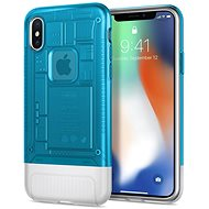 Spigen Classic C1 Blueberry iPhone X - Kryt na mobil