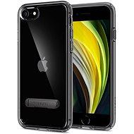 Spigen Ultra Hybrid S Jet Black iPhone 7/8 - Ochranný kryt