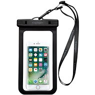 "Spigen Velo A600 8"" Waterproof Phone Case, Black - Puzdro na mobil"