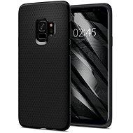 Spigen Liquid Air Matte Black Samsung Galaxy S9 - Ochranný kryt