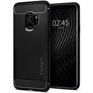 Spigen Rugged Armor Black Samsung Galaxy S9