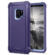 Spigen Pro Guard Deep Purple Samsung Galaxy S9 - Ochranný kryt