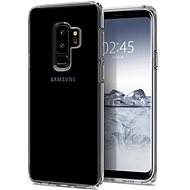 Spigen Liquid Crystal Clear Samsung Galaxy S9+ - Kryt na mobil