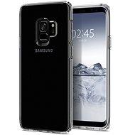 Spigen Liquid Crystal Clear Samsung Galaxy S9 - Kryt na mobil