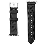 Spigen Retro Fit Black Apple Watch 40/38 mm - Remienok
