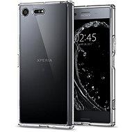 Spigen Ultra Hybrid Crystal Clear Sony Xperia XZ Premium - Ochranný kryt