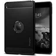 Spigen Rugged Armor Black iPad Mini 5 - Puzdro na tablet