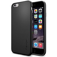 Spigen Liquid Air Black iPhone 6S/6 - Ochranný kryt