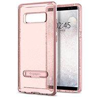 Spigen Crystal Hybrid Glitter Rose Gold Samsung Galaxy Note8 - Ochranný kryt