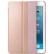 """Spigen Smart Fold Case Rose Gold iPad 9.7"""" - Ochranný kryt"""
