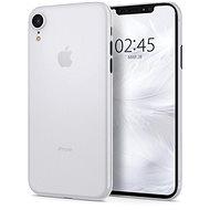Spigen Air Skin Clear iPhone XR - Kryt na mobil