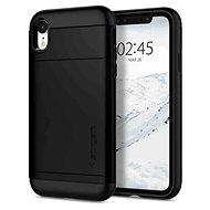 Spigen Slim Armor CS Black iPhone XR - Kryt na mobil