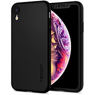 Spigen Thin Fit 360 Black iPhone XR