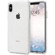 Spigen Liquid Crystal Glitter Crystal iPhone XS Max - Kryt na mobil