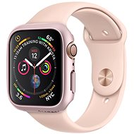 Spigen Thin Fit Rose Gold Apple Watch 4 40 mm - Ochranný kryt