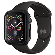 Spigen Thin Fit Black Apple Watch 4 44 mm - Ochranný kryt