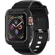 Spigen Rugged Armor Pro Black Apple Watch 4 44 mm - Ochranný kryt