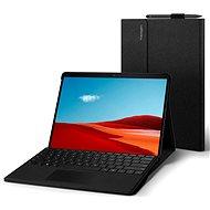 Spigen Stand Folio Black Microsoft Surface Pro X
