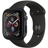 Spigen Thin Fit Black Apple Watch 4 40 mm - Ochranný kryt