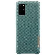 Kryt na mobil Samsung Ekologický zadný kryt z recyklovaného materiálu pre Galaxy S20+ zelený - Kryt na mobil