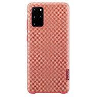 Kryt na mobil Samsung Ekologický zadný kryt z recyklovaného materiálu pre Galaxy S20+ červený - Kryt na mobil