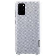 Kryt na mobil Samsung Ekologický zadný kryt z recyklovaného materiálu pre Galaxy S20+ sivý - Kryt na mobil