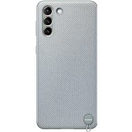 Kryt na mobil Samsung Ekologický zadný kryt z recyklovaného materiálu pre Galaxy S21+ mätovo sivý - Kryt na mobil