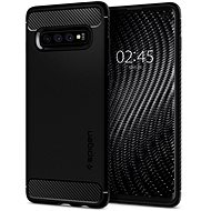 Spigen Rugged Armor Black Samsung Galaxy S10