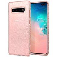 Spigen Liquid Crystal Glitter Rose Samsung Galaxy S10+