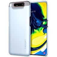 Spigen Thin Fit White Samsung Galaxy A80 - Kryt na mobil