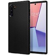 Spigen Liquid Air Black Samsung Galaxy Note 10 - Kryt na mobil