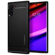 Spigen Rugged Armor Black Samsung Galaxy Note 10 - Kryt na mobil