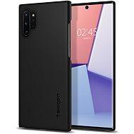 Spigen Thin Fit Black Samsung Galaxy Note 10+ - Kryt na mobil