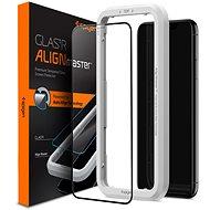 Ochranné sklo Spigen Align Glass FC iPhone 11 Pro Max