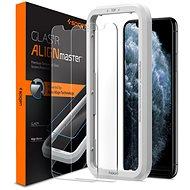 Spigen Align Glas.tR 2 Pack iPhone 11 Pro/XS/X