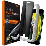 Spigen AlignMaster Glas.tR Privacy iPhone 8/7